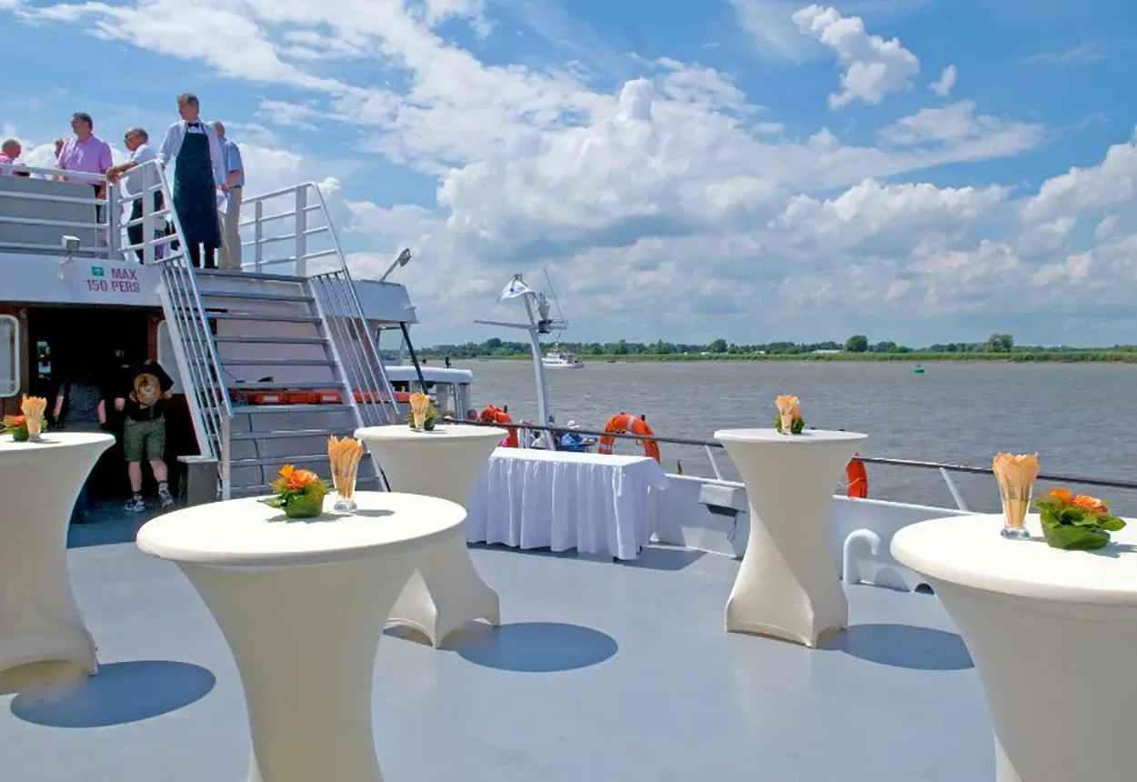 fotoreeks Your wedding on board