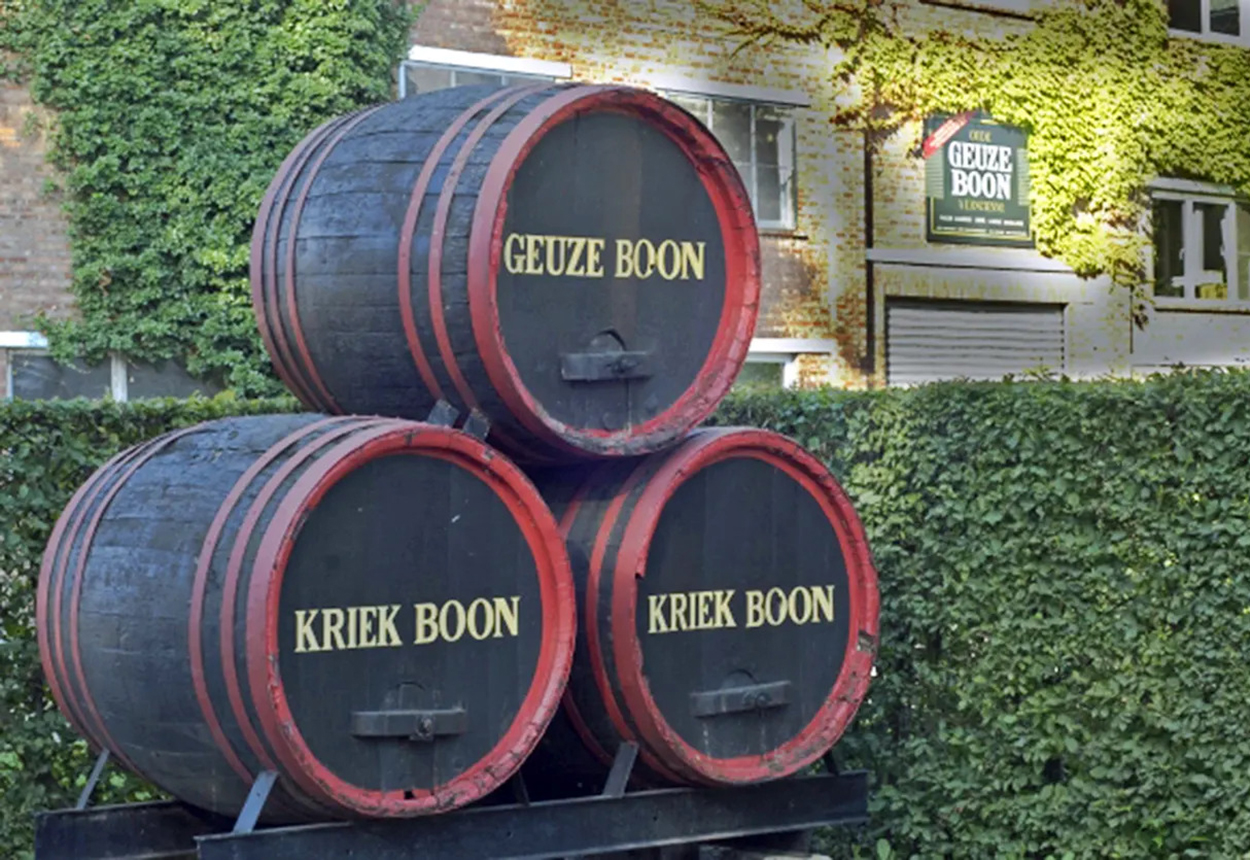 Visit Brewery Boon