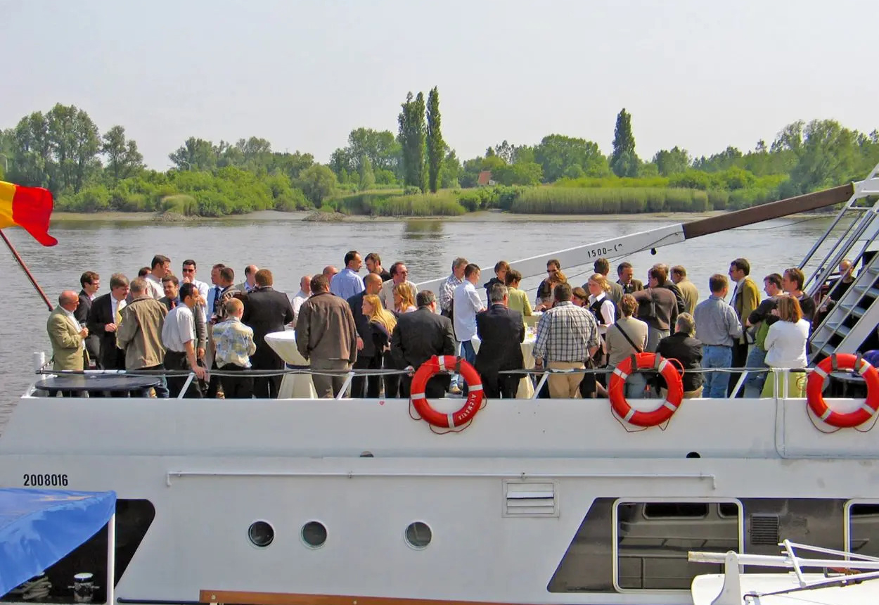 Your business event on board